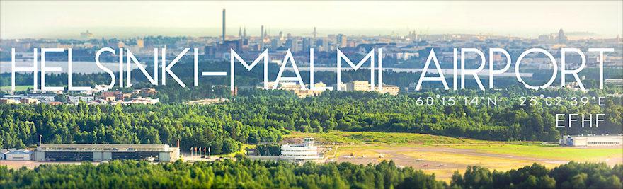 Helsinki-Malmi Airport